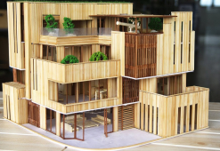 Wooden stick mansion ver 2