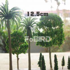 Coconut tree size 12.5cm