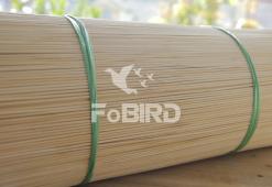 Wooden sticks FoBIRD