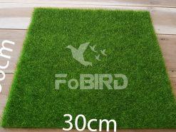 High quality artificial grass for model