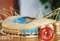 The Etihad stadium of MC model